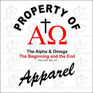 Alpha & Omega Apparel