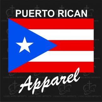 Puerto Rican Apparel